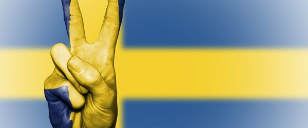 szwedzki znak pokoju